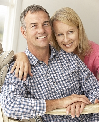 Retired couple looking for a financial planner